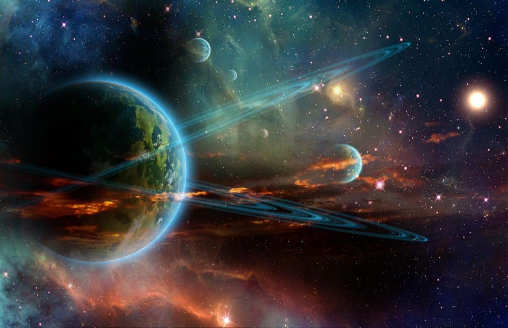 Ali lahko človek živi na drugih planetih