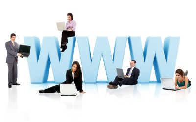 Kaj je spletna domena