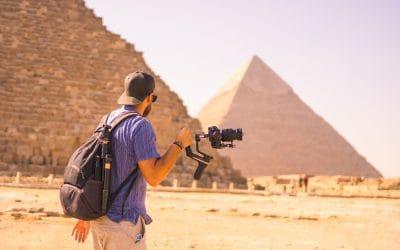 Koliko časa so gradili piramide