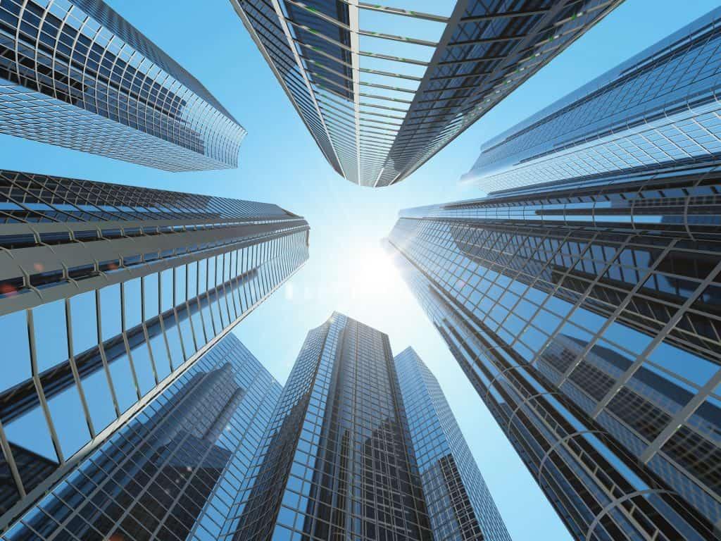 Najvišje zgradbe na svetu