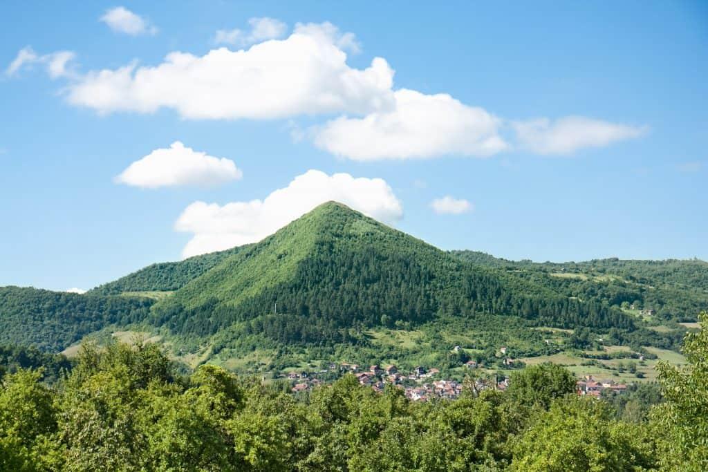 So v Bosni res piramide?
