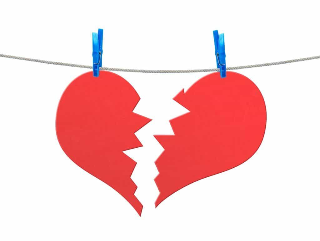 Zakaj ljubezen boli